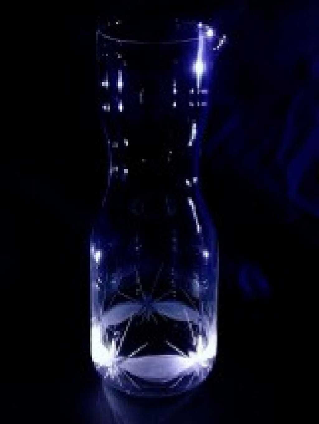 LsG-Crystal Skleničky broušené souprava na víno či džus LA-087 750/360 ml 5 Ks.